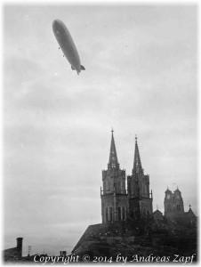 Image 07 - Graf Zeppelin over Oschatz