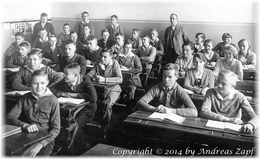 Image 08 - School Class of 1930