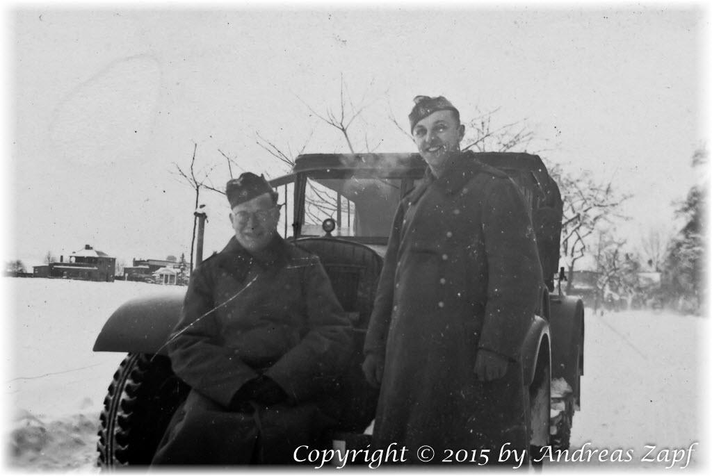 1940-03 - Winter in the Eifel