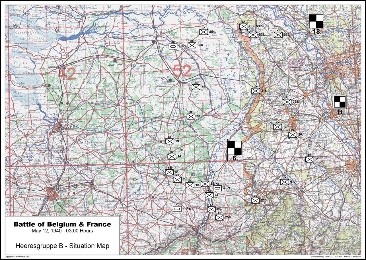 1940-05-12 - Lage West HGr. B