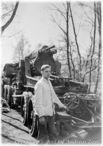 Image 03 - The Gun Carriage on the tow