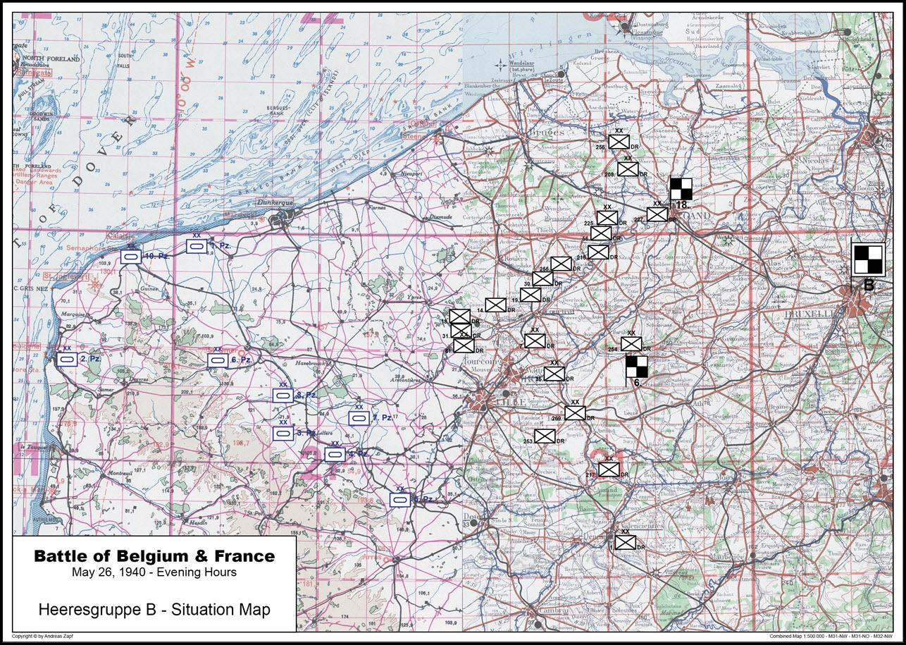1940-05-26 - Lage West HGr. B