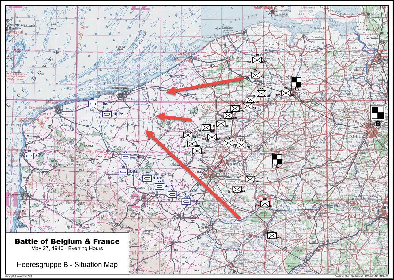1940-05-27 - Lage West HGr. B