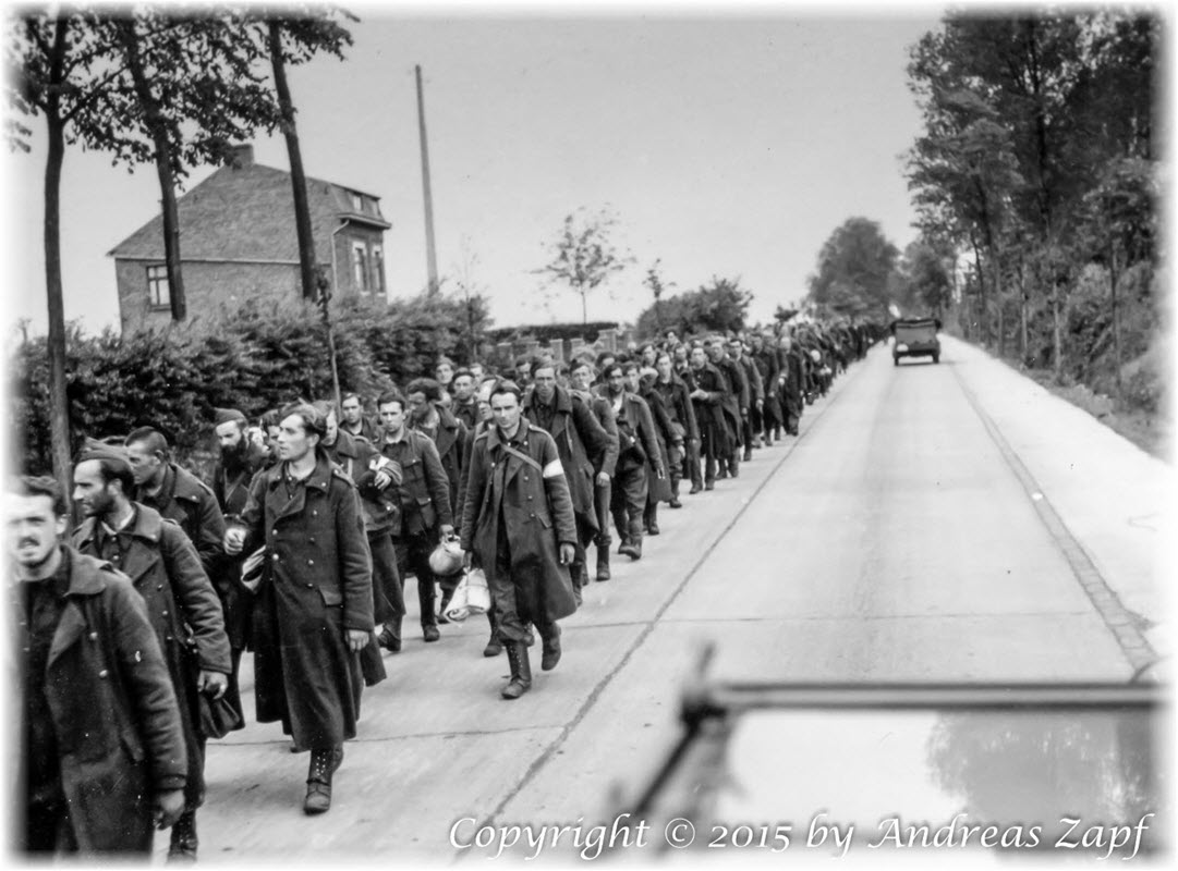 Image 03 - Belgian Prisoners of War