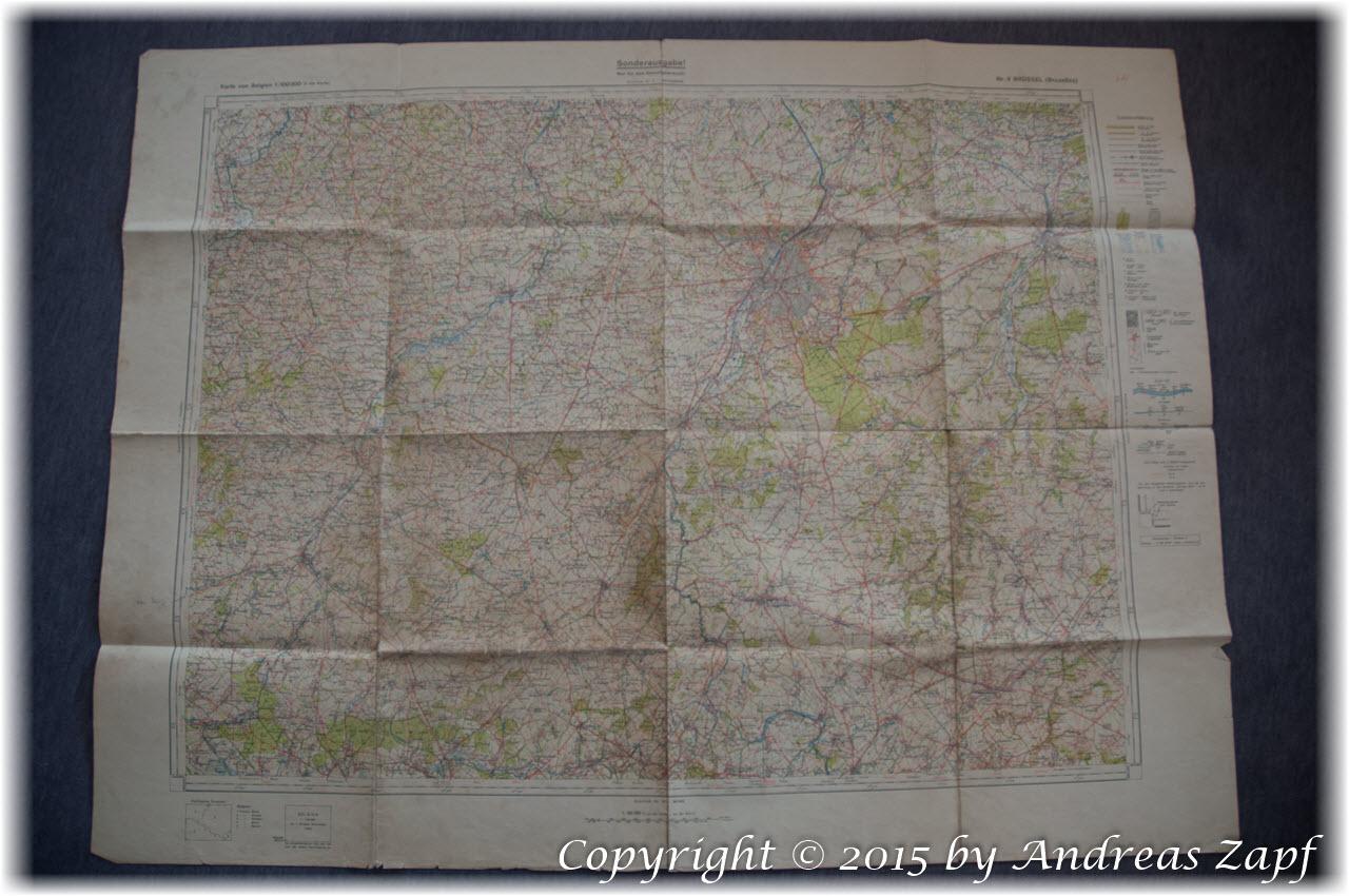 Image 01 - Map Brussles